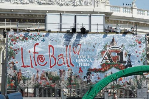 2007.05.25 - Lifeball - Der Tag vor dem Ball