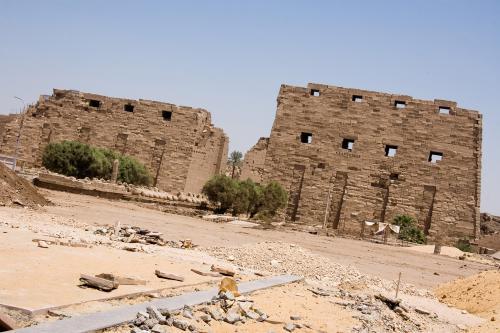 Luxor - Tempelanlage von Karnak