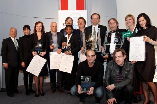 Griaß di - Grand Prix CIFFT! Steiermark Film ist weltbester Tourismusfilm 2010! - 22. Grand Prix CIFFT kürt den weltbesten Tourismusfilm beim Abschlussevent des Festivaljahres 2010 in Wien