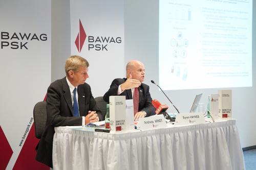 BAWAG P.S.K. – Verbesserte Ergebnisentwicklung im 1. Halbjahr 2013