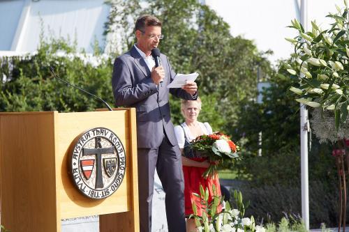 Die Jubiläumsmesse – 60 Jahre Int. Gartenbaumesse Tulln, wurde feierlich eröffnet