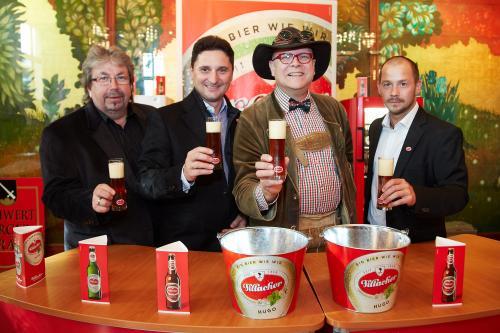 Zum Glück gibts Bier - Bierfest im Grand Casino Baden - Bierpapst Conrad Seidl ehrt die besten Bierwirte aus Wien, Niederösterreich und dem Burgenland