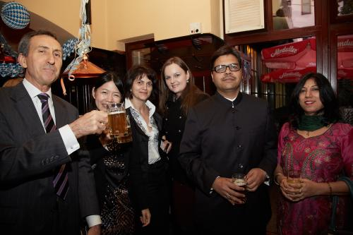 2nd Junior Diplomats' Oktoberfest