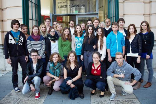 Wahlinformationsblog www.eu2014.at geht online