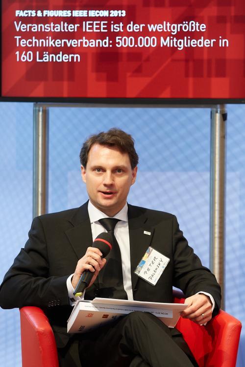 IECON 2013 - Zukünftige intelligente Energiesysteme