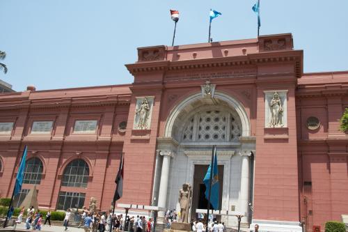 Kairo Museum - Innenansichten