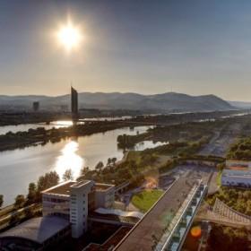 Wien vom Ares-Tower