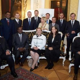 Neue Botschafter im Hotel Imperial 2013