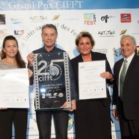 Der Grand Prix CIFFT wurde verliehen - Der weltbeste Tourismusfilm kommt aus den Vereinigten Arabischen Emiraten