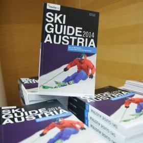 Ski Guide 2014 - Der Österreichische Skigebiete-Führer – in der 5. Ausgabe stärker denn je