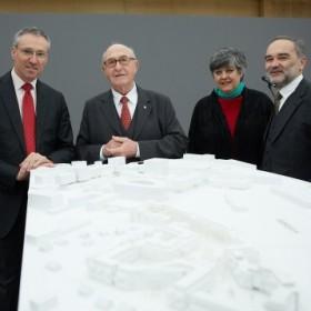 Architektur im Ringturm: Bauherrenpreis 2013