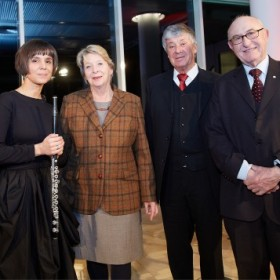 "Kunst im Turm: ""War es Nikolaus?"" mit Michael Dangl und Maria Fedotova"